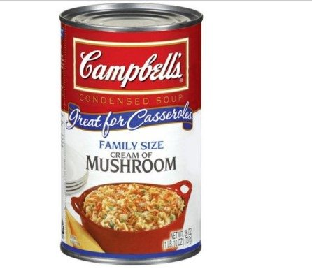 How Does Campbell's Soup Make Cream of Mushroom Soup???? The answer is scary!