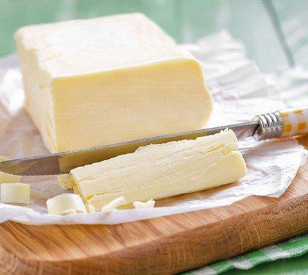 Butter is always better!