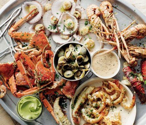 Seafood is a Superfood