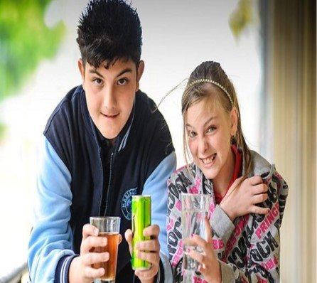 Energy Drinks – Risk for Kids