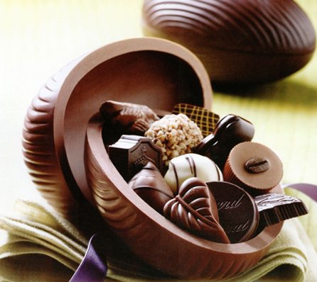 What chocolate are you eating this easter?