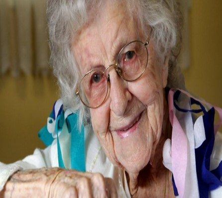 Australia's oldest person turns 111