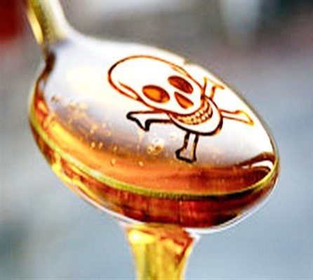High fructose corn syrup and the dangers!