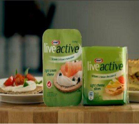 Bogus Health Claim on Krafts Cream Cheese