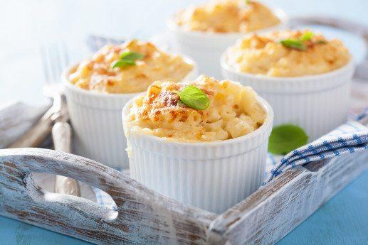 Macaroni and Cheese with hidden veggies