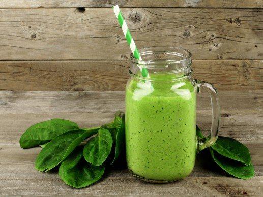Supreme Greens Kale Smoothie