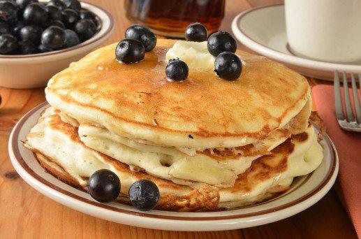 4 Ingredient Banana Pancakes
