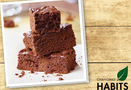 6 Ingredient Chocolate Brownies