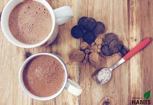Changing Habits Hot Chocolate