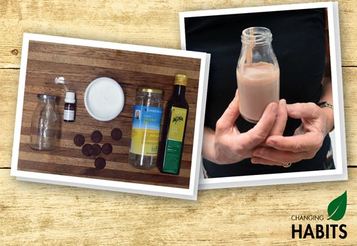 Changing Habits Tinted Sunscreen Recipe