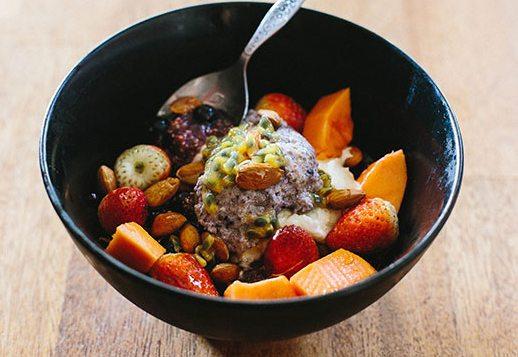 Chia Fruity Breakfast Bowl