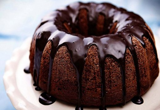 Chocolate Chia Cake – with a twist!