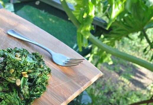 Deceivingly Delicious Kale