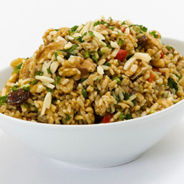 Eve's Brown Rice Salad