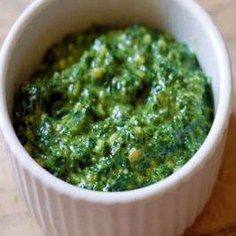 Garlic Pesto