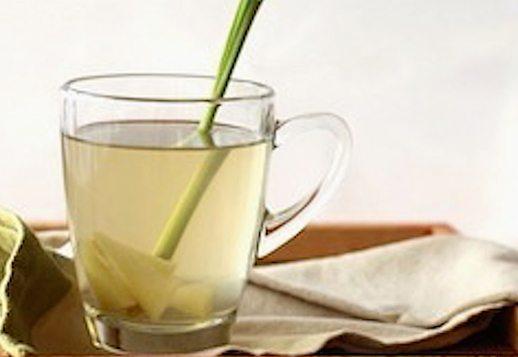 Ginger and Lemongrass Tea