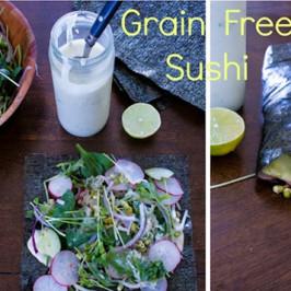 Grain Free Sushi