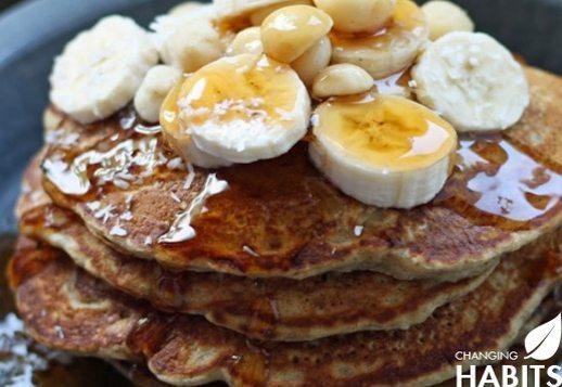 Inca Inchi Peruvian Pancakes
