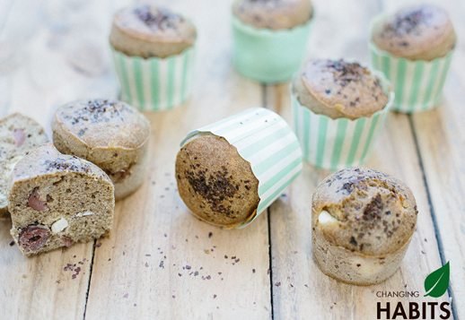 Olive and Feta Herb Muffins