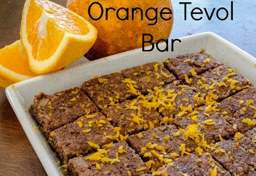 Orange Tevol Bars
