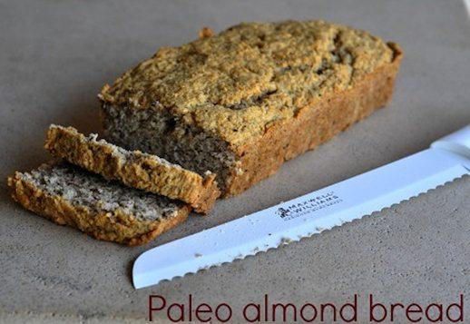 Paleo Almond Bread