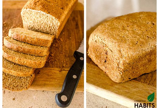 Simple Emmer Wheat Bread