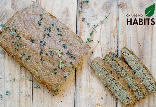 Zucchini Herb Bread