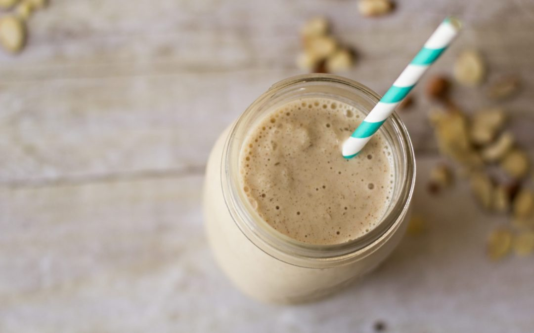 Omega and Protein Smack Smoothie