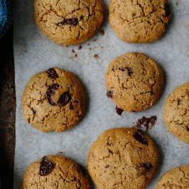 Changing Habits Choc Chip Cookies
