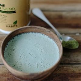 Creamy Green Coconut Gut Loving Jelly