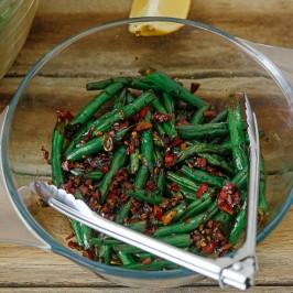 Garlic Chilli Beans