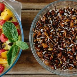 Grain Free Cinnamon Muesli