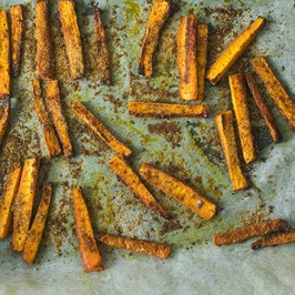 Chicken Salted Carrot Chips