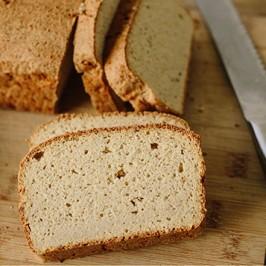 Easy GF Coconut Bread
