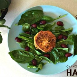 Pumpkin and Herb Broth Fritters