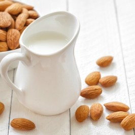Easy Almond Milk