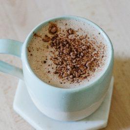 Choc Chai Latte
