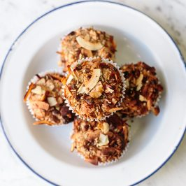 Gluten-free Muesli Muffins