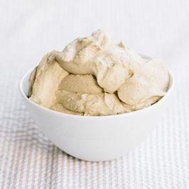 Probiotic Coconut Yoghurt