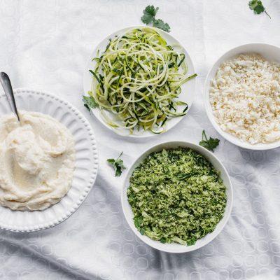Easy Veggie Sides – 4 Ways