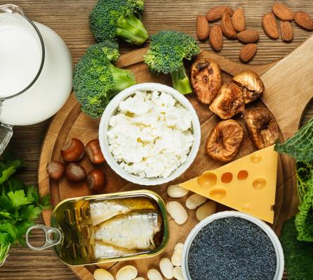 Top 10 Natural Food Sources of Calcium