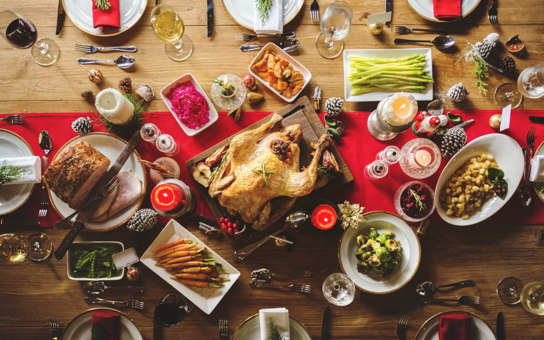 Favourite Real Food Recipes for Christmas Day