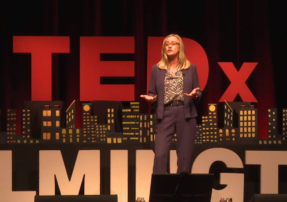 Have you watched Cyndi's TEDx Talk – What's With Wheat?
