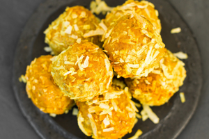 Tumeric & Honey Bliss Balls