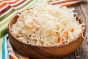 Sauerkraut Vegetarian Leaky Gut