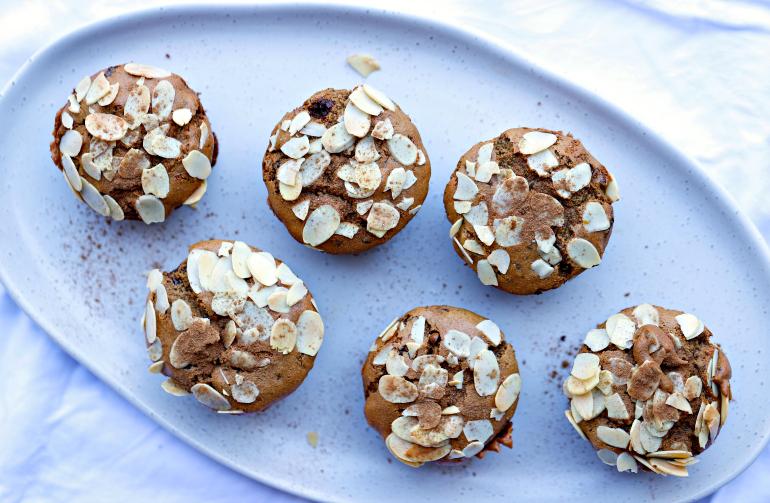 how to make muffins choc chip