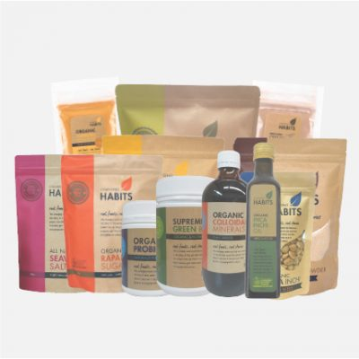 Changing Habits Products