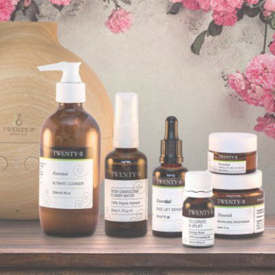 Natural Skincare and Oils