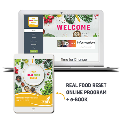 Real Food Reset Program Special Offer