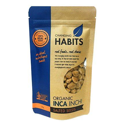 Salted Inca Inchi Seeds